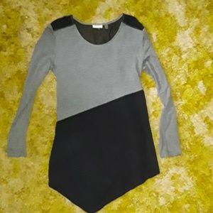 New DKNY tunic dress/shirt adorable*